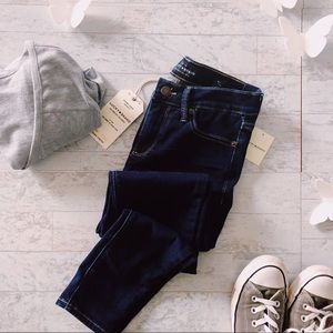 Lucky brand Brooke mid rise jeggings